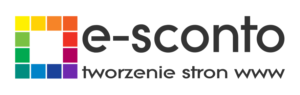 Firma e-SCONTO Chodzież - logo